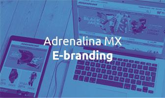 Adrenalina MX - Case by Pivô Brands
