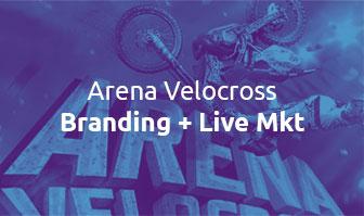 Arena Velocross - Case by Pivô Brands