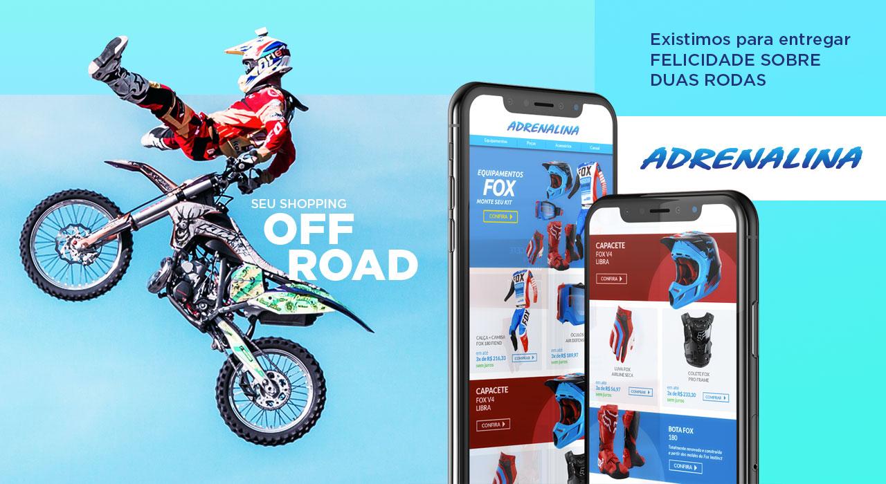 Adrenalina MX by Pivô Brands